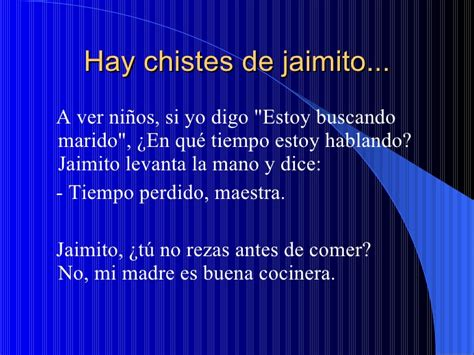 The best jokes in the world/ los mejores chistes del mundo