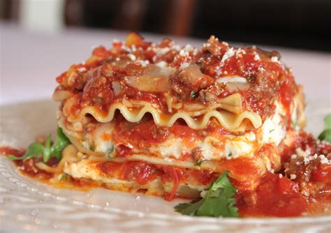 The Best Meat Lasagna Recipe    How to Make Homemade ...