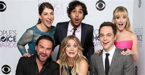 The Big Bang Theory Cast Are Now The Highest Paid TV ...