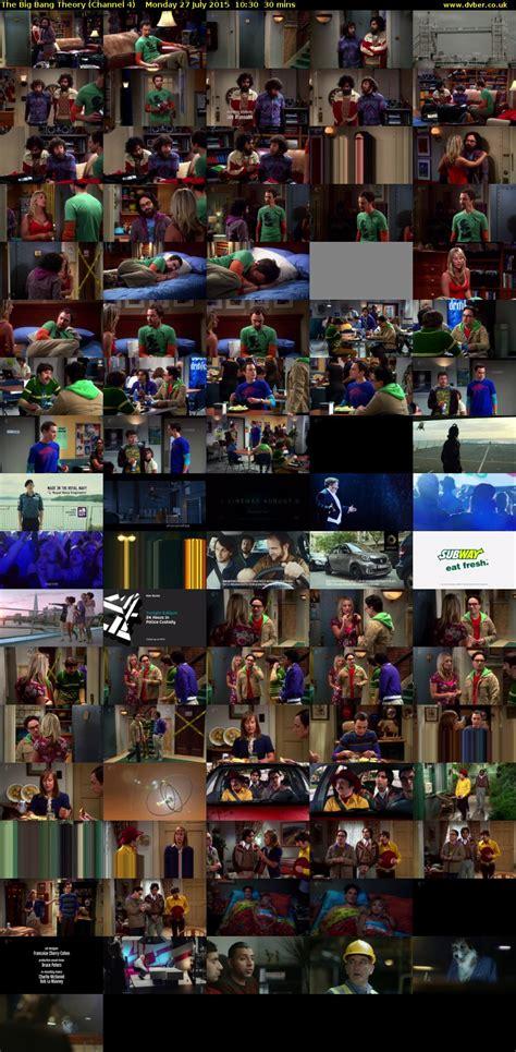 The Big Bang Theory  Channel 4 HD    2015 07 27 1030