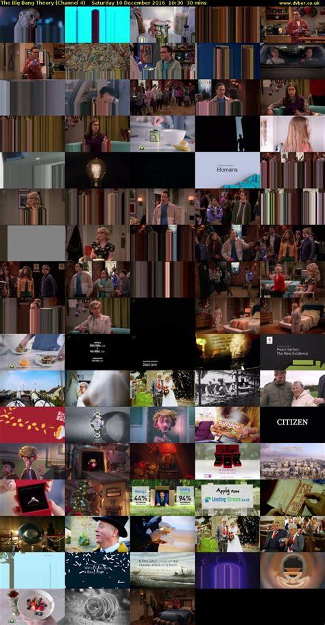 The Big Bang Theory  Channel 4 HD    2016 12 10 1030