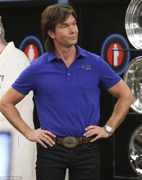 The Big Bang Theory: Jerry O'Connell rocks manly mullet as ...