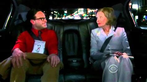The Big Bang Theory - Leonard makes out with old woman ...