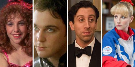 The Big Bang Theory stars  movie careers, ranked