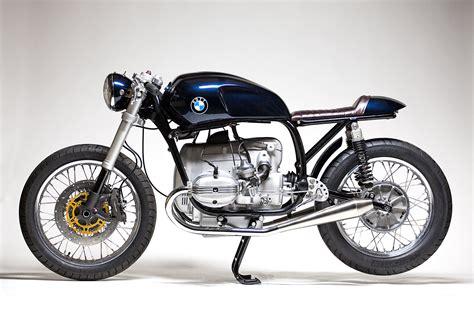 THE BOLD BAVARIAN. Dustin Kott's Daring BMW R100 Cafe ...