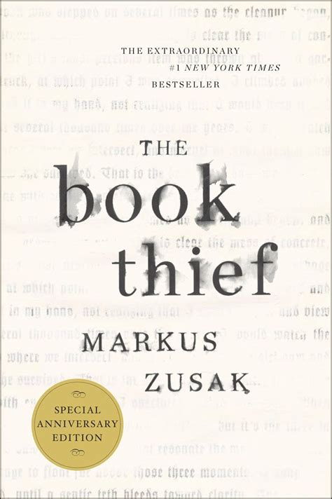 The Book Thief by Markus Zusak   Teen Book Review