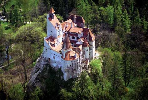 The Bran Castle. Combining legends with history ...