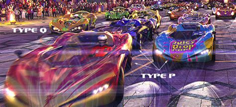 » The cars of Speed Racer: Type P