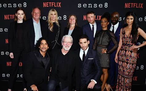 The cast and crew of Sense8 reveal their favorite filming ...