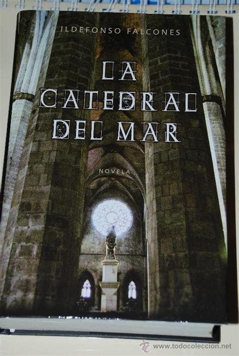 The Catedral Del Mar   Ildefonso Falcones ...