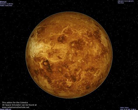 The Celestia Motherlode: Venus
