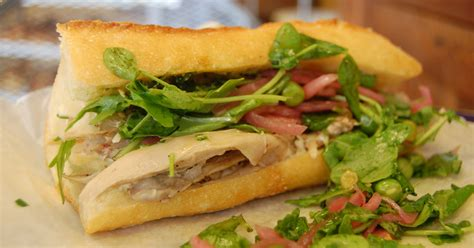 The Chew: Puerto Rican Chicken Sandwich Recipe