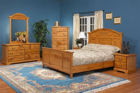 The colors of Pine bedroom furniture | Homedee.com