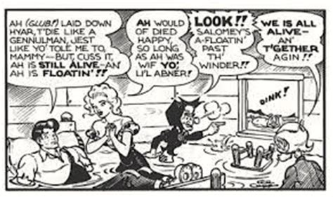 The comics in the rural South | Arnold Zwicky s Blog