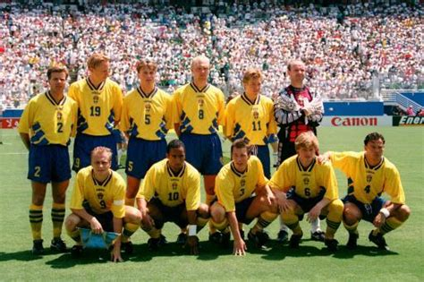 The cult World Cup teams we loved: Sweden 1994 · The42