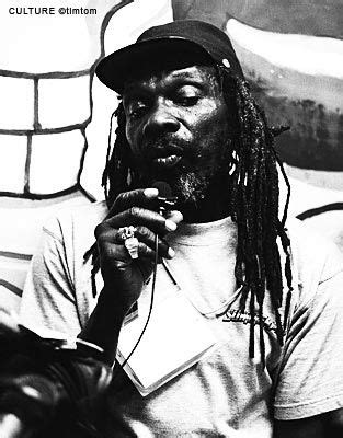The culture of reggae band Culture