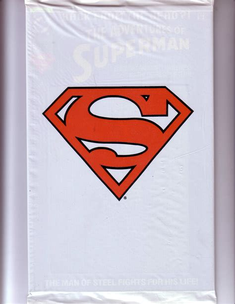 The Death Of Superman #500 White Bag – Comics Watcher