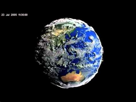 The Earth - A Living Creature (The Amazing NASA Video ...