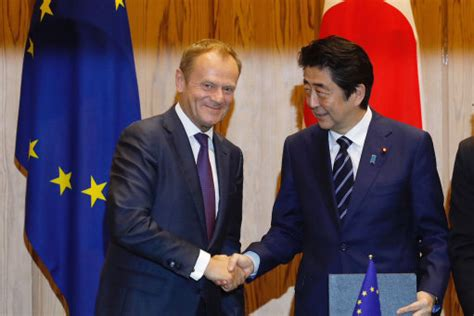 The EU Japan free trade deal is a good news story in an ...