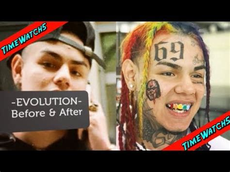 The Evolution Of TEKASHI (6IX9INE) - YouTube