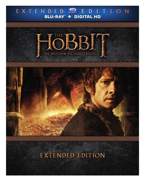 The Extended Edition Blu ray of THE HOBBIT MOTION PICTURE ...