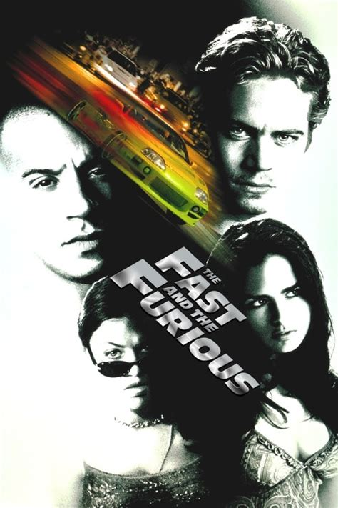 The Fast and the Furious (2001) - Hollywood Movie Watch ...