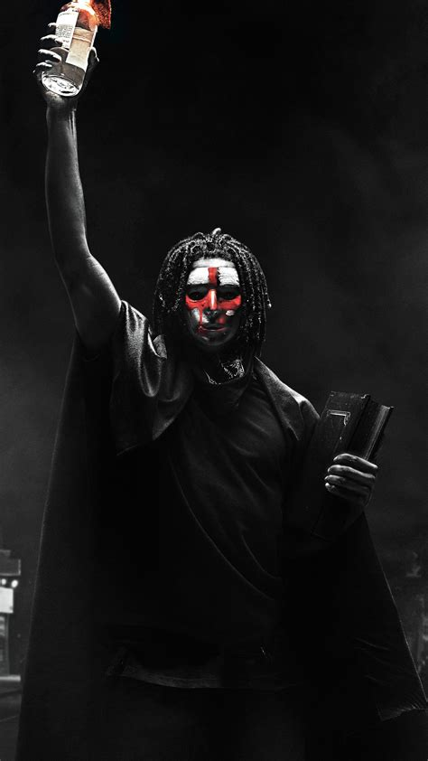 The First Purge 2018 Movie Wallpapers | HD Wallpapers | ID ...