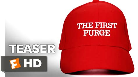The First Purge Teaser Trailer #1  2018  | Movieclips ...