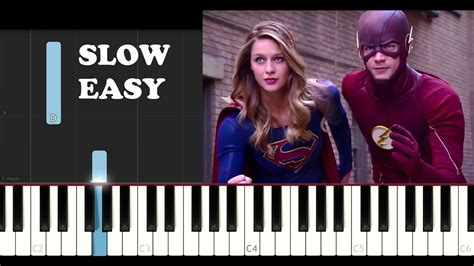 The Flash/Supergirl Musical Crossover   Running Home To ...