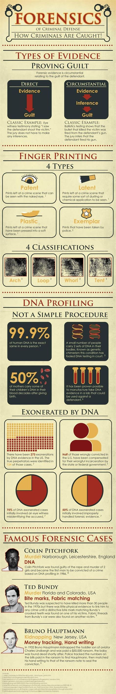 The Forensics of Criminal Defense Cases | Forensic Careers ...
