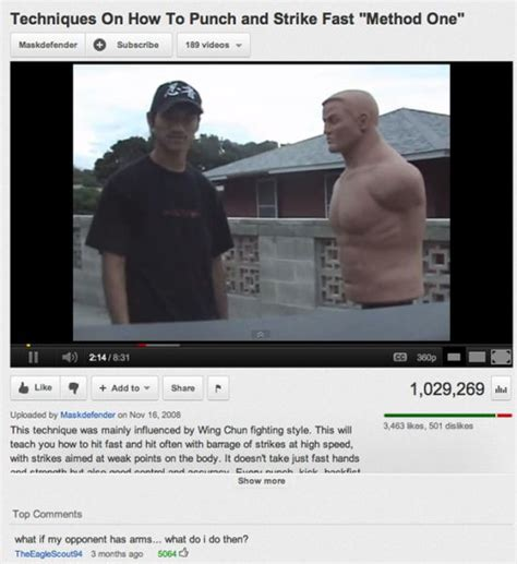 The Funniest YouTube Comments Ever