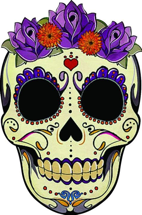 The gallery for   > Calaveras Mexicanas Para Colorear