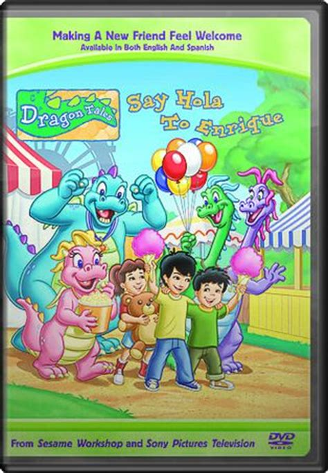 The gallery for   > Dragon Tales Enrique