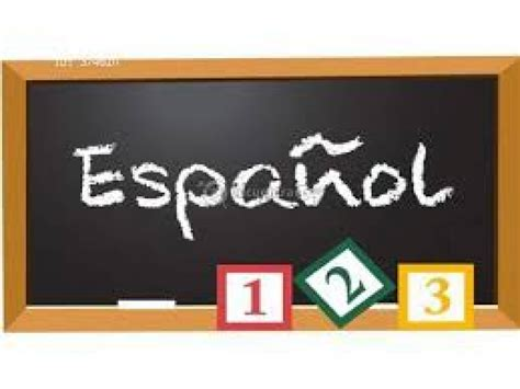 The gallery for   > Espanol Clase