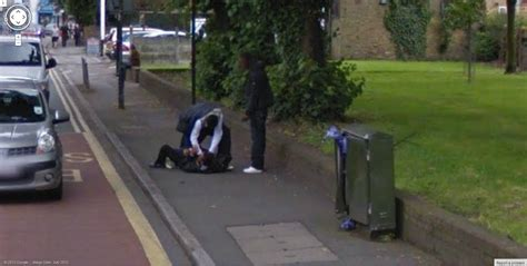 The gallery for --> Google Street View Crime