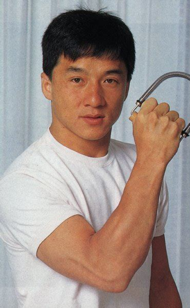 The gallery for   > Jackie Chan Young