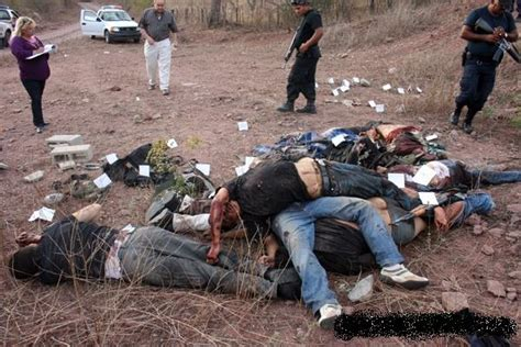 The gallery for   > Mexican Cartel Killings