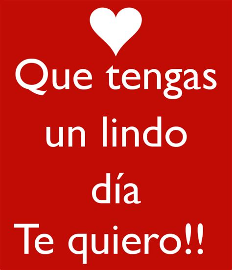 The gallery for --> Que Tengas Un Lindo Dia Frases