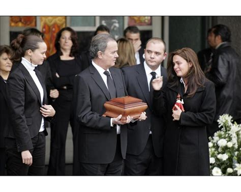 The gallery for --> Rocio Durcal Funeral