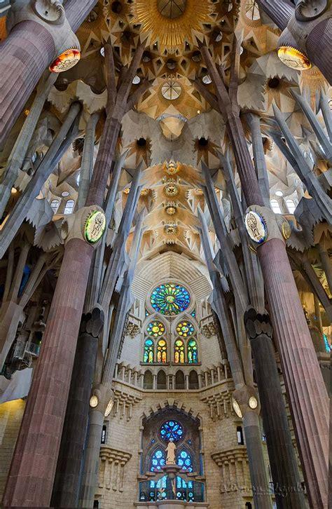 The gallery for   > Sagrada Familia Interior