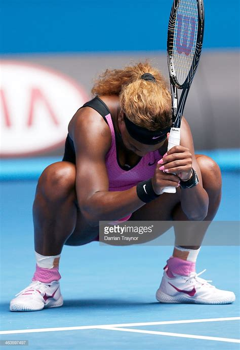 The gallery for   > Serena Williams 2014 Australian Open Dress