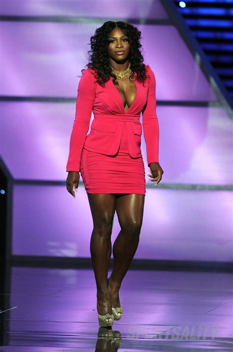 The gallery for --> Serena Williams Espy Dress