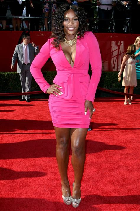 The gallery for --> Serena Williams Espys 2003