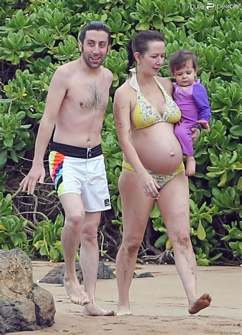 The gallery for --> Simon Helberg Daughter