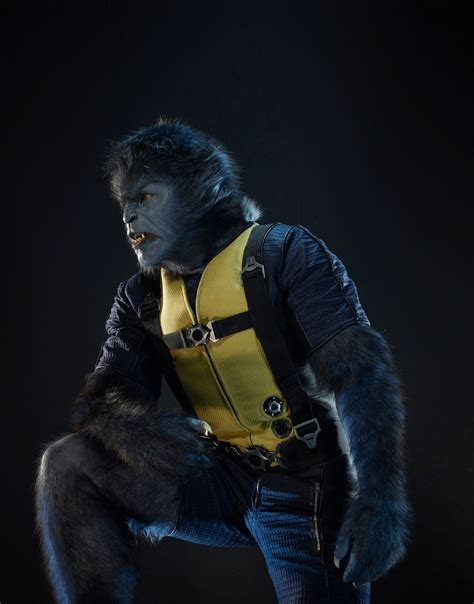 The gallery for --> X Men First Class Beast