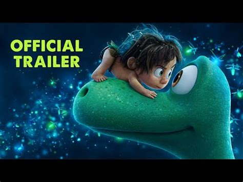 The Good Dinosaur Official US Trailer 2 - YouTube