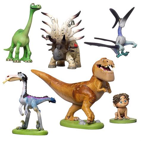 The Good Dinosaur Un Gran Dinosaurio Set De Figuras Disney ...