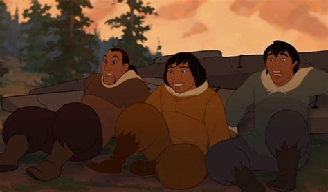 The Good, the Bad, and the Ugly in Brother Bear   The Red ...