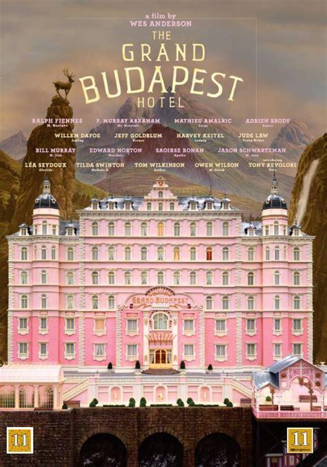 The Grand Budapest Hotel - Film - CDON.COM
