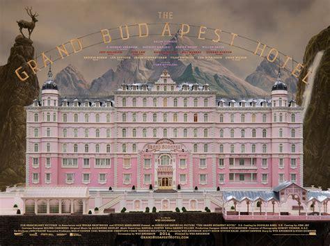 The Grand Budapest Hotel UK Quad Poster - HeyUGuys